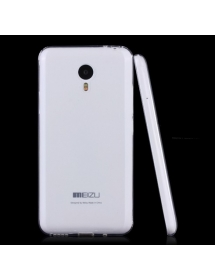 Ultra-Thin TPU Gel Rubber Soft Skin Case Cover for Meizu M2