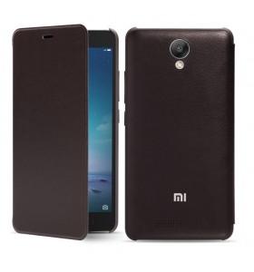 Original High Quality Flip Leather Case For Xiaomi Redmi Note 2