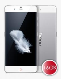 Nubia My Prague 2GB RAM 16GB ROM Smartphone Silver