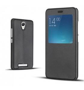 Flip Leather Case For Xiaomi Redmi Note 2