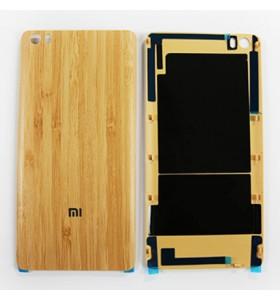Original Bamboo Back Cover For Mi Note/Mi Note Pro