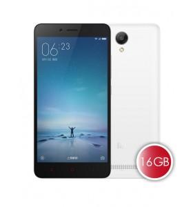 Xiaomi Redmi Note 2 FDD-LTE 16GB ROM 2GB RAM MTK Helio X10 Smartphone White