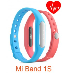 Mi Band 1S Pulse (with a heart-rate sensor)