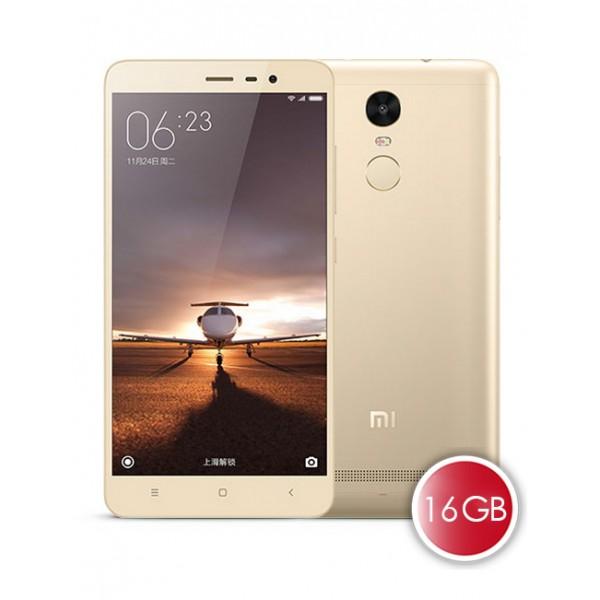 Buy Xiaomi Redmi Note 3 16GB ROM 3GB RAM Gold