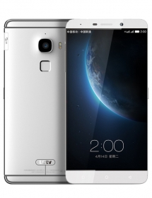 LeTV Le Max 4GB RAM 64GB ROM 6.33 inch Screen Smartphone Silver