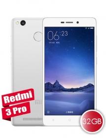 Xiaomi Redmi 3 Pro 3GB RAM 32GB ROM with Fingerprint Smartphone Silver