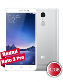 Xiaomi Redmi Note 3 Pro 3GB RAM 32GB ROM Smartphone Silver