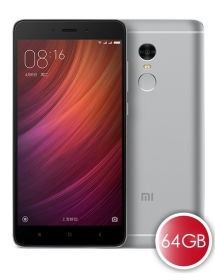 Xiaomi Redmi Note 4 3GB RAM 64GB ROM Smartphone Gray