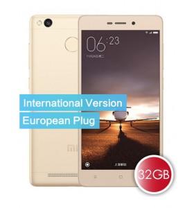Redmi 3S International Version 3GB 32GB Smartphone Gold