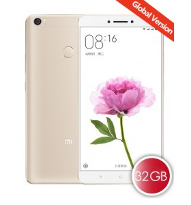Xiaomi Mi Max International Version 3GB RAM 32GB ROM Smartphone Gold