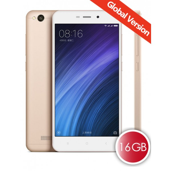 buy xiaomi redmi 4a international version 2gb 16gb gold