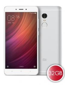 Xiaomi Redmi Note 4 3GB RAM 32GB ROM Smartphone Silver
