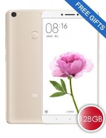 Xiaomi Mi Max 4GB RAM 128GB ROM Smartphone Gold