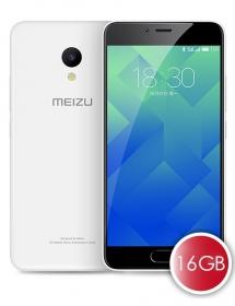 Meizu M5 2GB RAM 16GB ROM Smartphone White