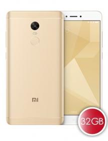 Xiaomi Redmi Note 4X 3GB RAM 32GB ROM Smartphone Gold