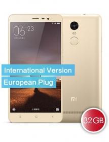 Xiaomi Redmi Note 3 Pro International Version 3GB 32GB Gold