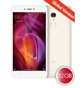 Xiaomi Redmi Note 4 International Version 3GB 32GB Gold