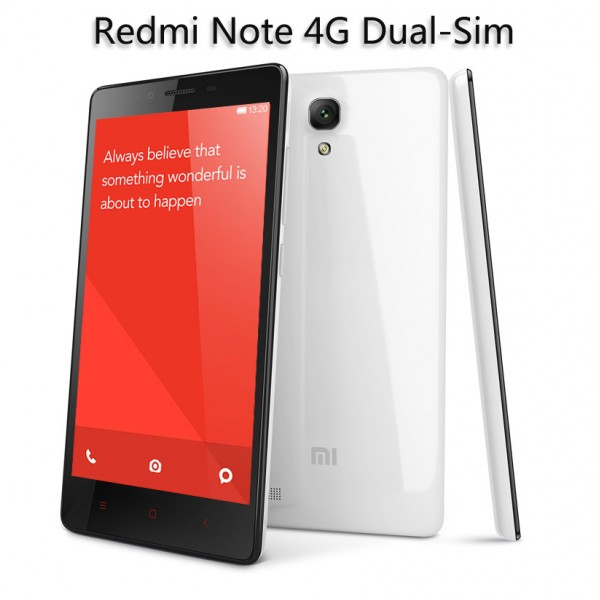 Buy Xiaomi Redmi Note 4g Dual Sim 1gb Ram Redmi Note Price
