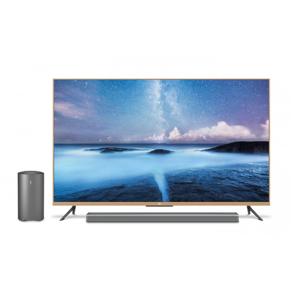 Buy Xiaomi Mi TV 2 55 Inch 4k Dispaly