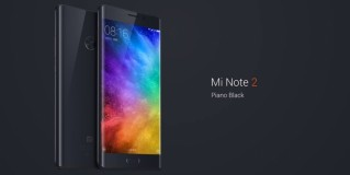 Mi Note 2 Official-Released with Dual Curved Display!