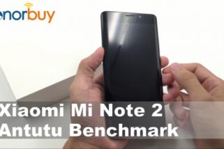 Mi Note 2 Unboxing , Hands on & Antutu Benchmark Test