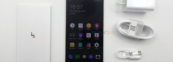 LeEco Le S3 Unboxing , Hands on & Antutu Benchmark Test