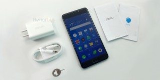 Meizu M5 Note Unboxing , Hands on & Antutu Benchmark Test