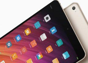 Xiaomi Mi Pad 3 Unboxing & Hands On