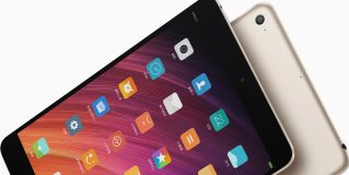 Xiaomi Mi Pad 3 Unboxing & Hands On