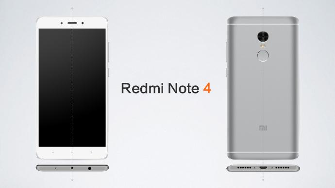 Buy Xiaomi Redmi Note 4 4 Gb Ram 64 Gb Rom Mobile: Buy Xiaomi Redmi Note 4 4GB RAM 64GB ROM Gray