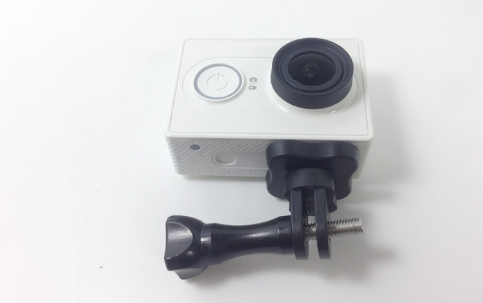 Bike Handlebar Mount Clamp Adapter for Xiaomi Yi Sports Camera