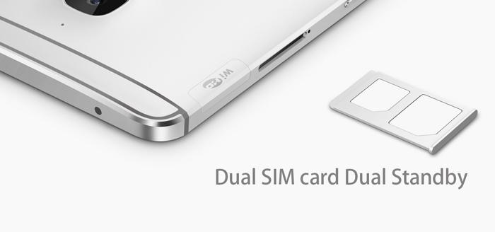 LeTV Le Max Octa Core 4GB RAM 64GB ROM 6.33 inch Screen Smartphone Silver