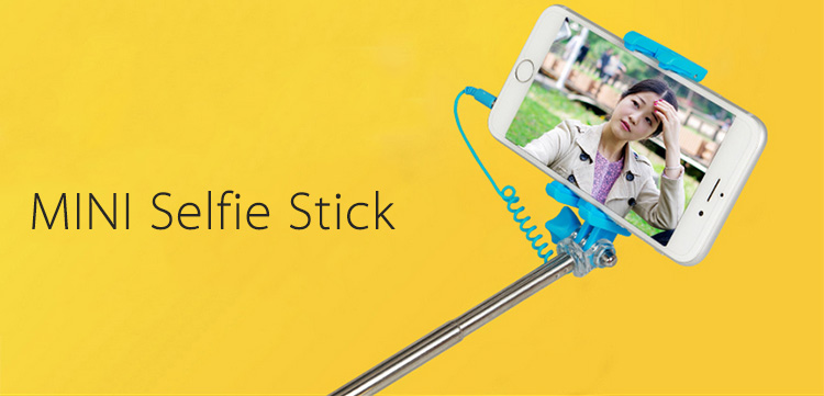 Mini Selfie Stick Monopod