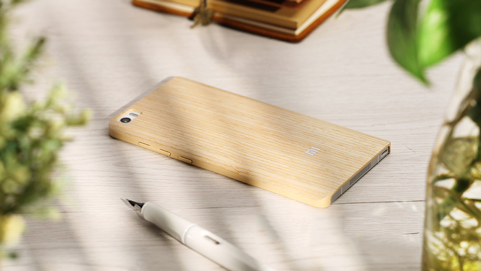 Original Wood Bamboo Protective Case Cover For Xiaomi Mi Note