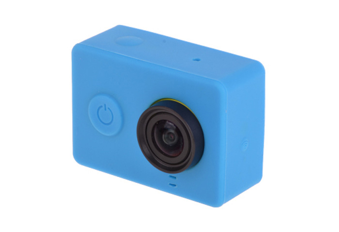 Soft Rubber Protective Silicone Sleeve Cover Case for Xiaomi Yi Sport Camera