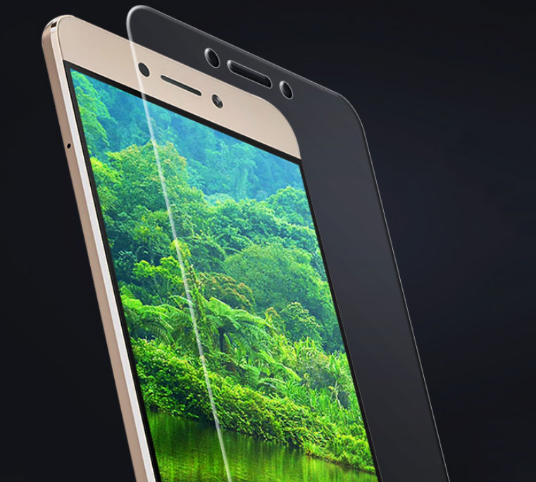 Ultra-clear Glass Screen Protector Perfect Fit for LeTV Le 1S