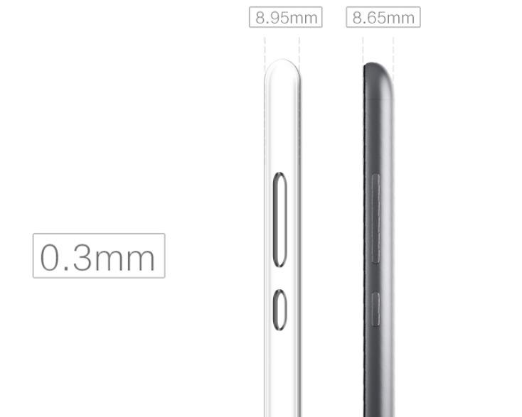 Claro de la cubierta de cristal ultra-delgada de TPU de silicona para redmi Nota 3