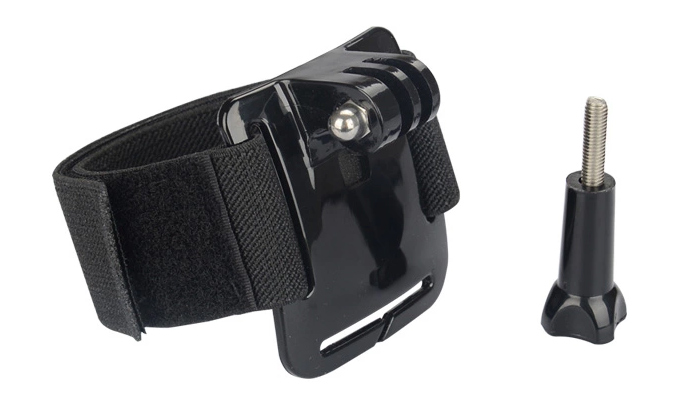 Wrist Strap Band Mount for Xiaomi Yi Sports Camera