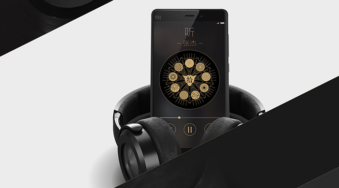 Xiaomi Mi Note Black Color
