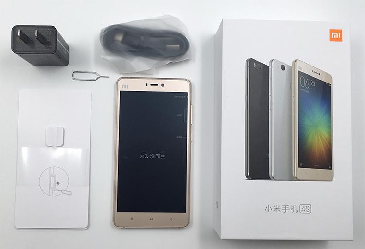 Buy Xiaomi Mi 4s 3gb Ram 64gb Rom Mi4s Price Eu