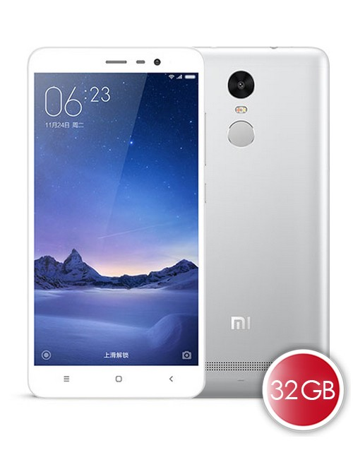 Buy Xiaomi Redmi Note 3 3gb Ram 32gb Rom Silver Redmi