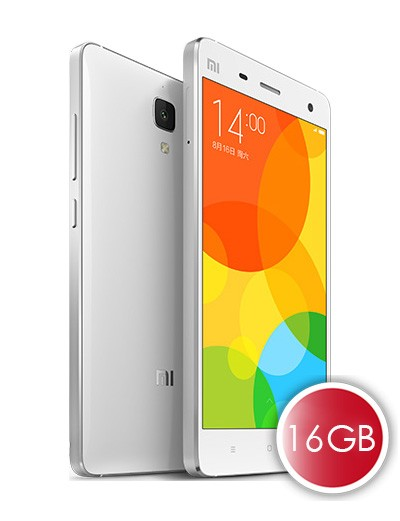 Buy Xiaomi Mi4 Fdd Lte 16gb 2gb Ram White Xiaomi Mi 4 4g