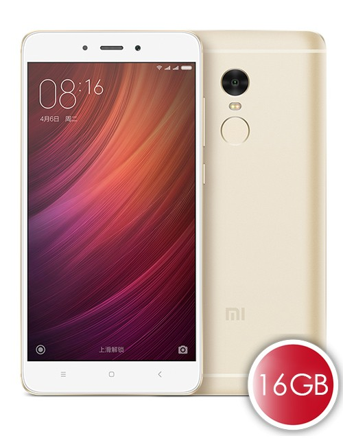 Buy Xiaomi Redmi Note 4 2gb Ram 16gb Rom Gold Redmi Note