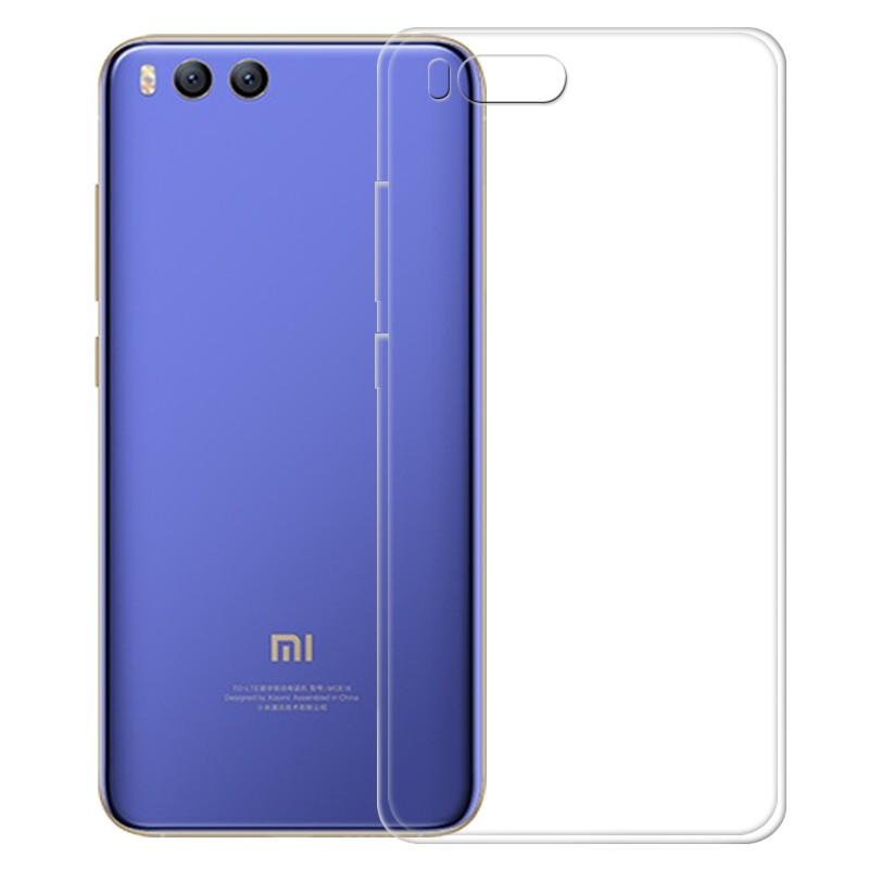 Ultra Thin Tpu Gel Rubber Soft Skin Case Cover For Xiaomi Mi 6