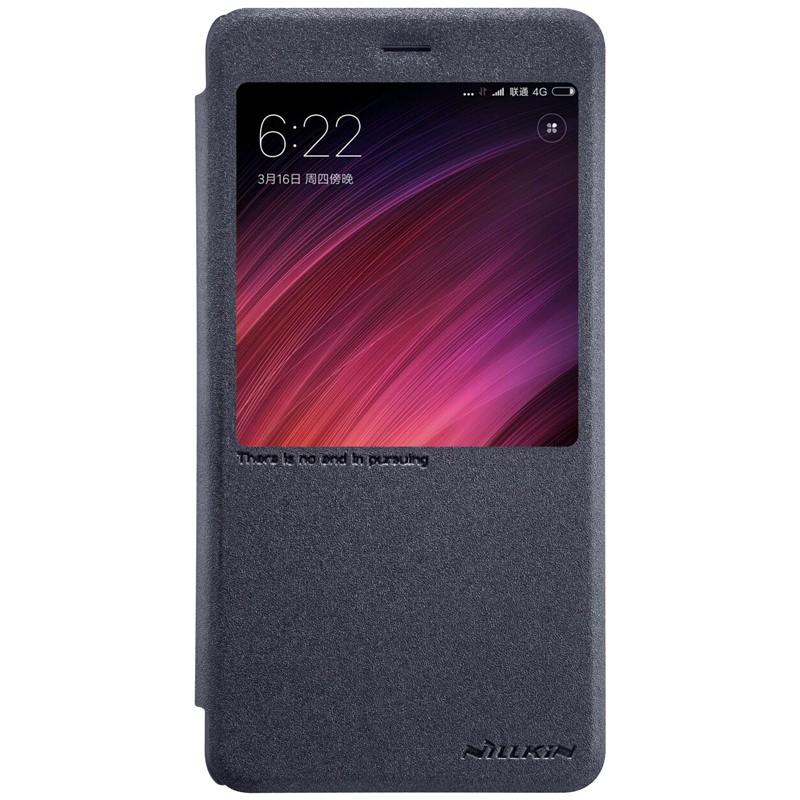 brand new 22b46 aca0e Smart Wake Up/Sleep Flip Leather Case for Redmi Note 4X