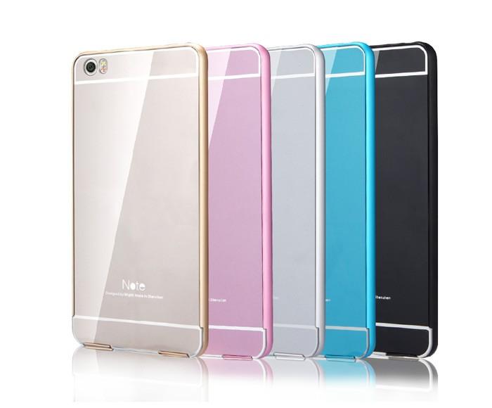 newest 5154f 08d1a Metal Frame Case Bumper for Xiaomi note | XIAOMI mi note Accessories