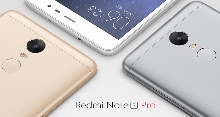 redminote3 Pro
