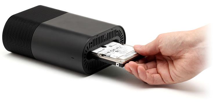 Xiaomi MI WiFi Router 1TB SATA hard drive