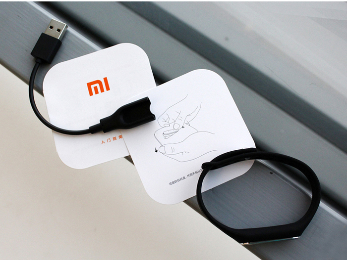 Xiaomi MiBand usb cable