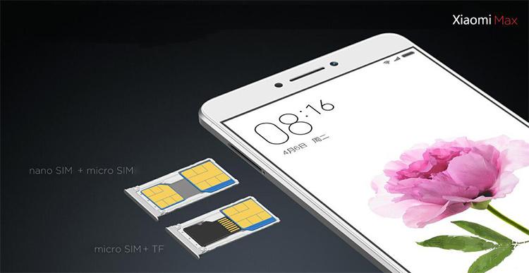 Buy Xiaomi Max 32gb Rom 3gb Ram Silver